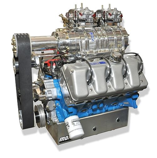 Centrifugal Supercharger Small Block Mopar: Boss 429. Ford's Answer To The Chrysler Hemi.