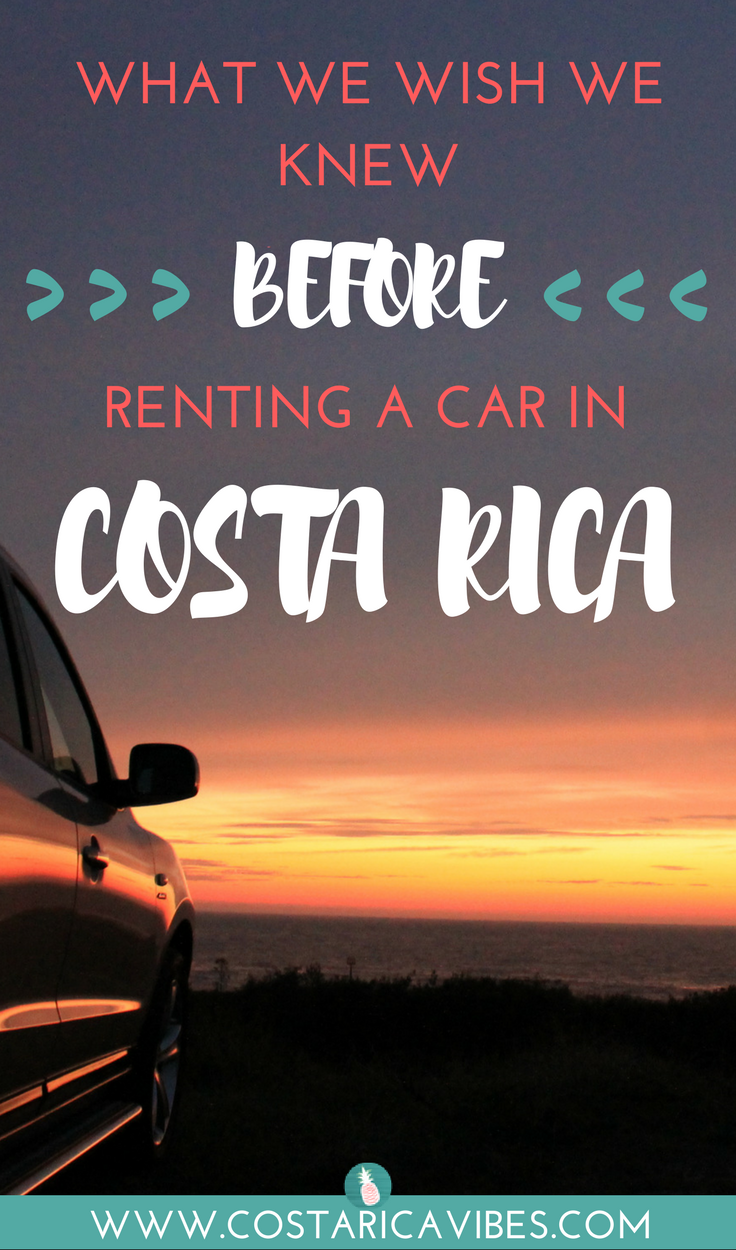 Renting A Car In Costa Rica Read This First Costa Rica