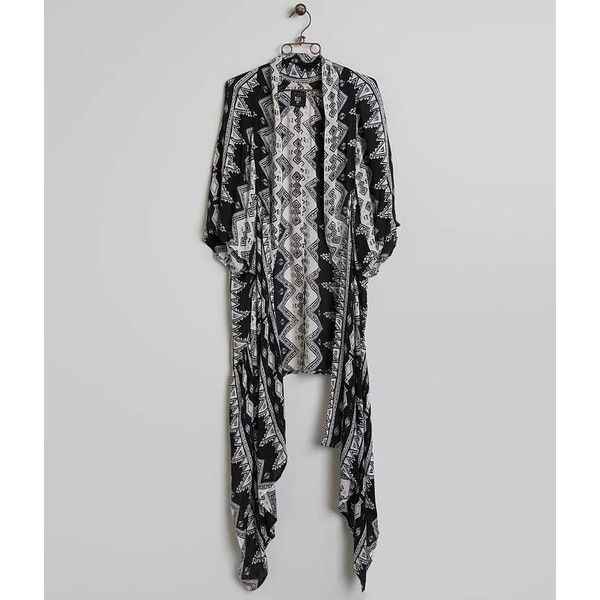 Billabong Always A Dreamer Cardigan ($60) ❤ liked on Polyvore featuring tops, cardigans, billabong, kimono top, cardigan top, cardigan kimono and billabong tops