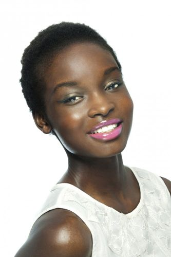 A Bold, Pink Lip — Most women rely on a red lip to take their beauty look to the next level, so pink is still by-and-large uncharted makeup territory — and it shouldn't be! The hue looks flattering on all skin tones, and, when worn correctly, will make you look sophisticated, not cheesy.  #r29summerstyle