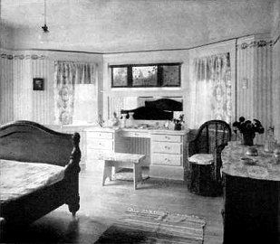 Light And Airy Bedroom With Simple Furnishings Decor 1915
