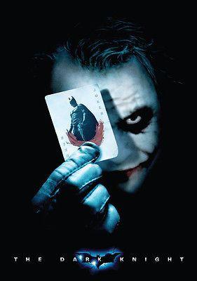 A0 A1 A2 A3 A4 Sizes Available Joker Batman Arkham Giant Poster