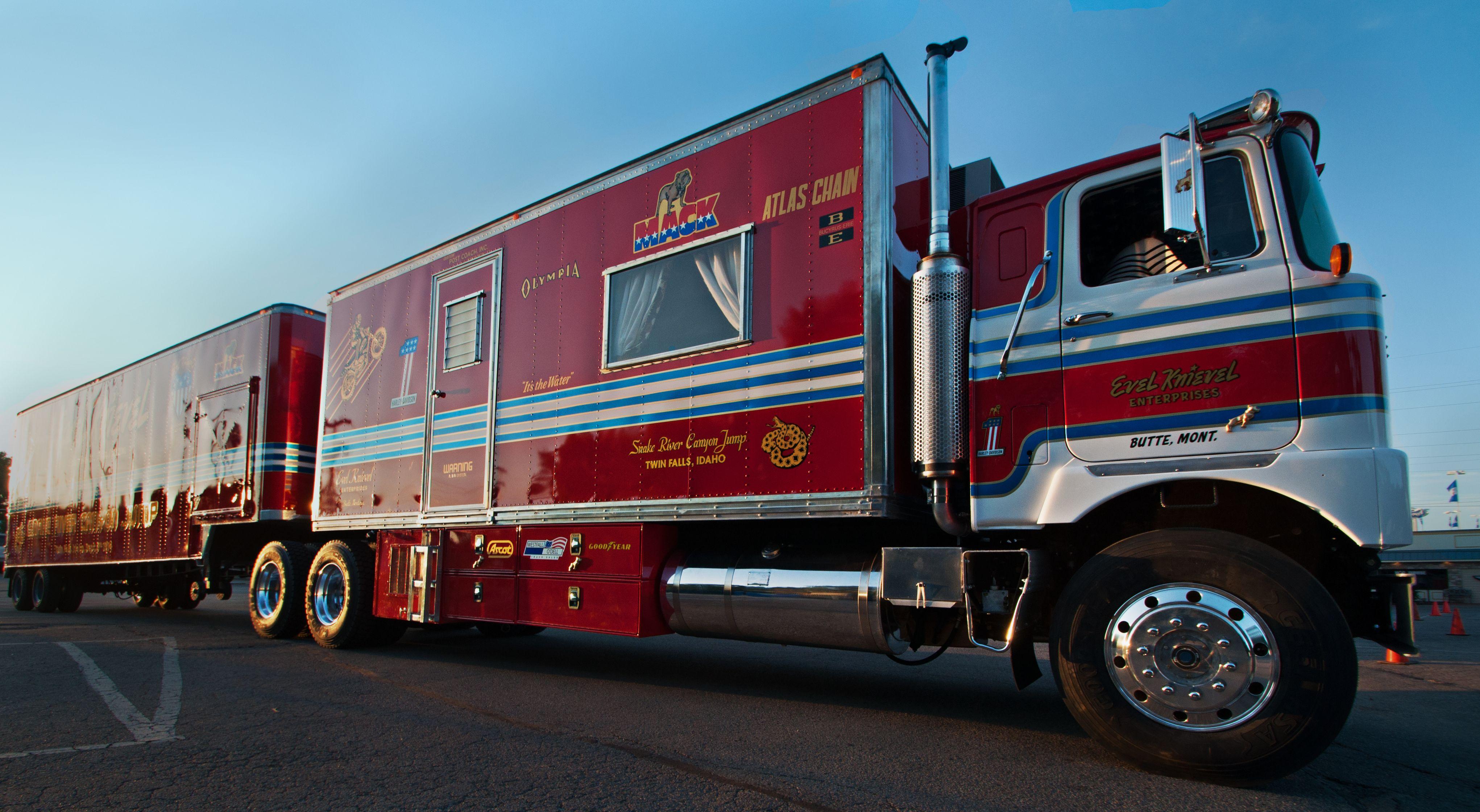 Chevy Dealership Albuquerque >> Evel Knievel trailer... | CARS | Marcos