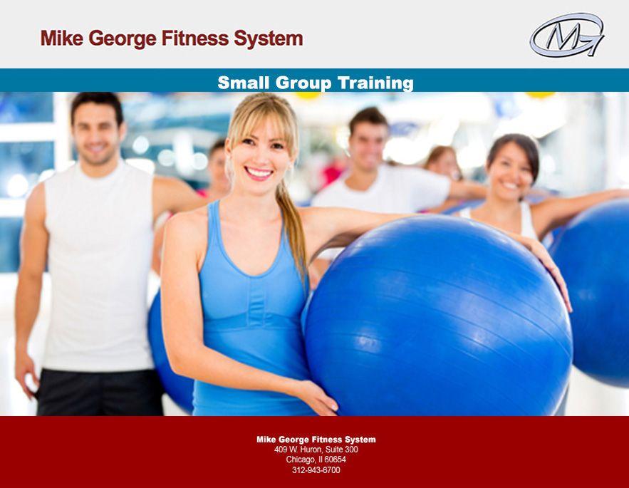 Small group training small group training group