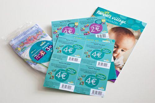 Kostenlose Babypakete