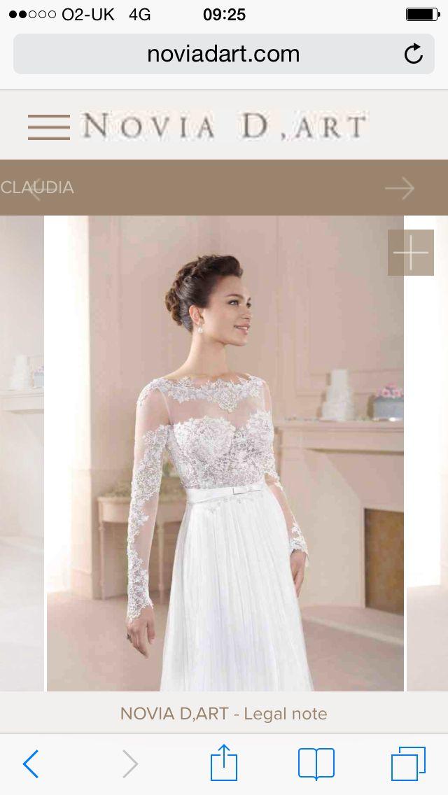 novia d'art | katie's wedding dress | pinterest | wedding dresses