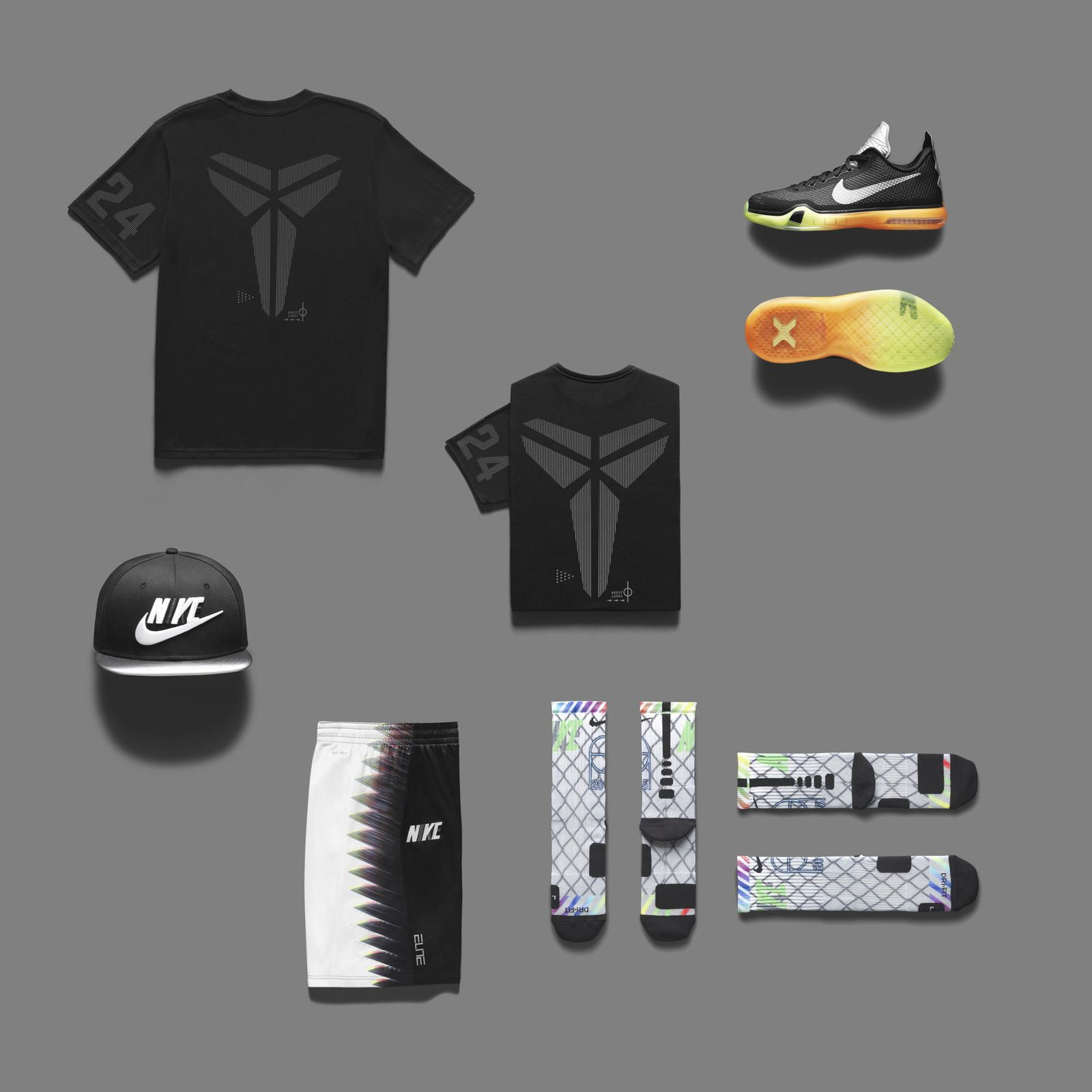 594bb17bf02bd Nike Basketball Collection Honors NYC's Iconic Cityscape and Future ...