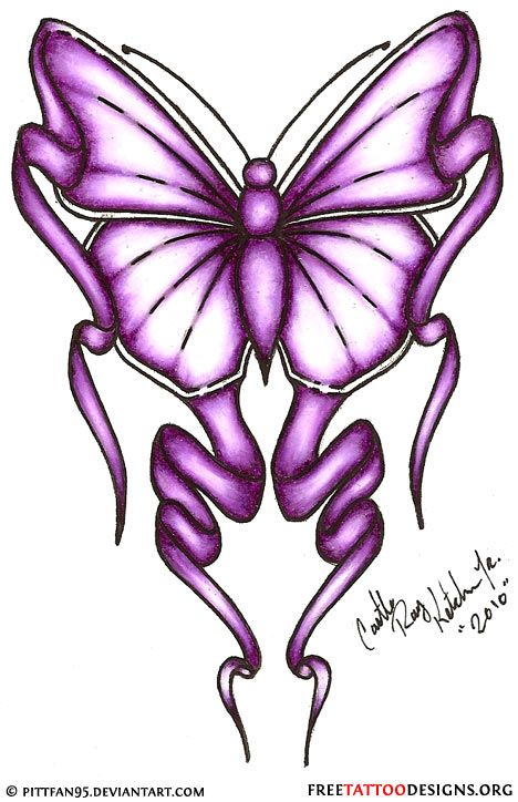 25  best Purple butterfly tattoo ideas on Pinterest | Butterfly ...