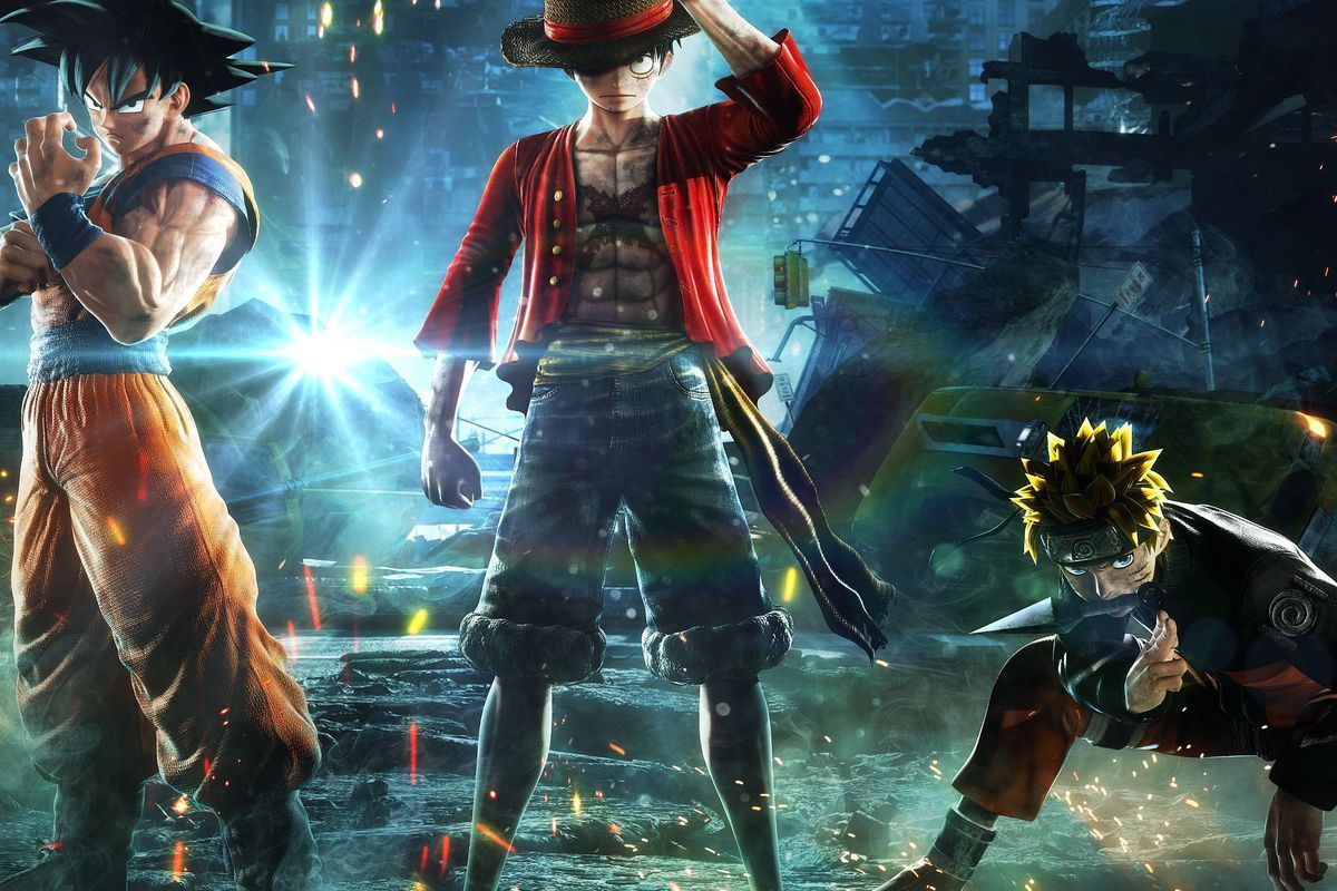 23 Download Game Jump Force
