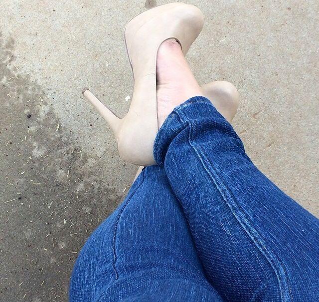 Love my heels