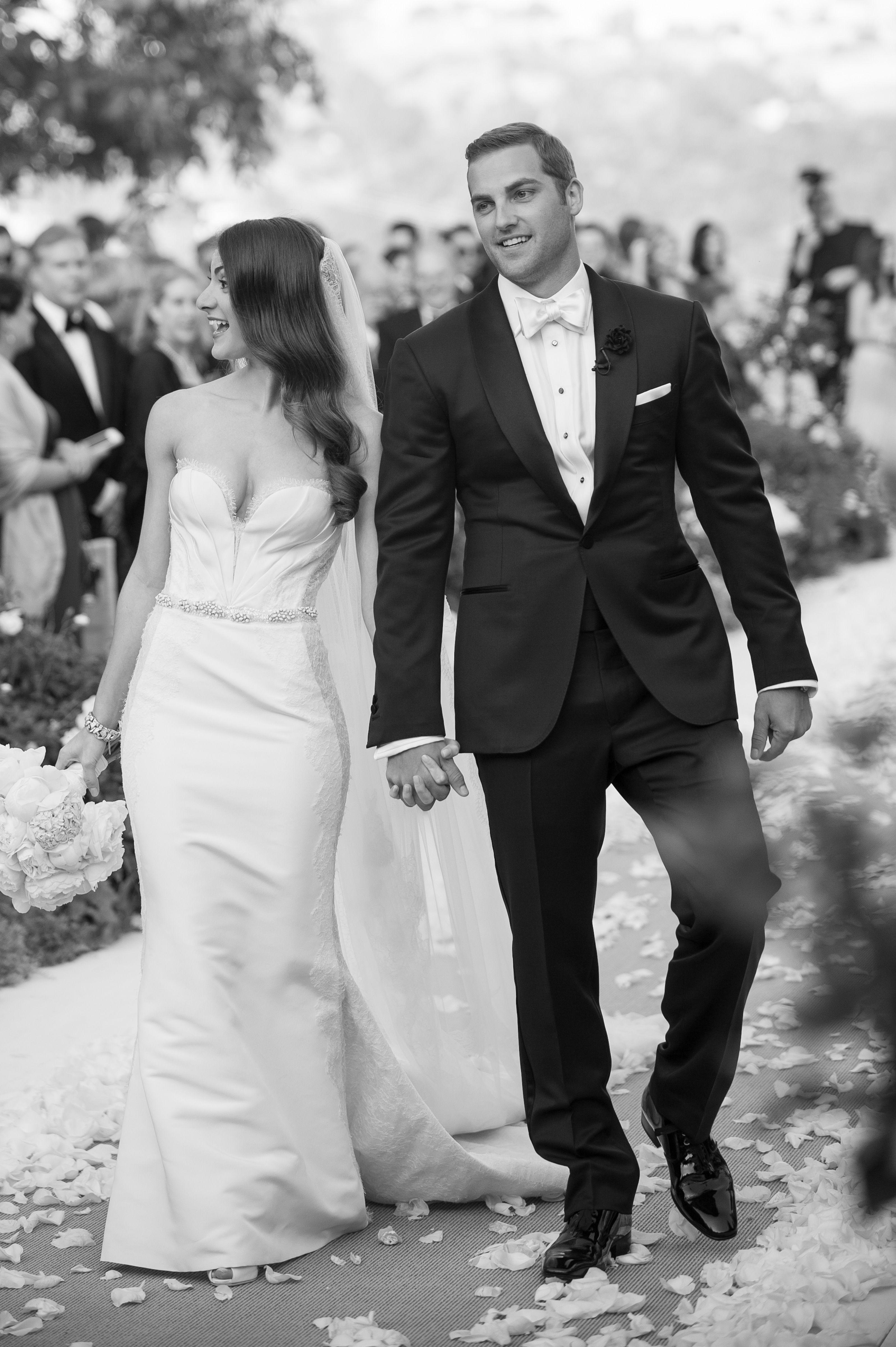 Glamorous garden affair in beverly hills beverly hills wedding