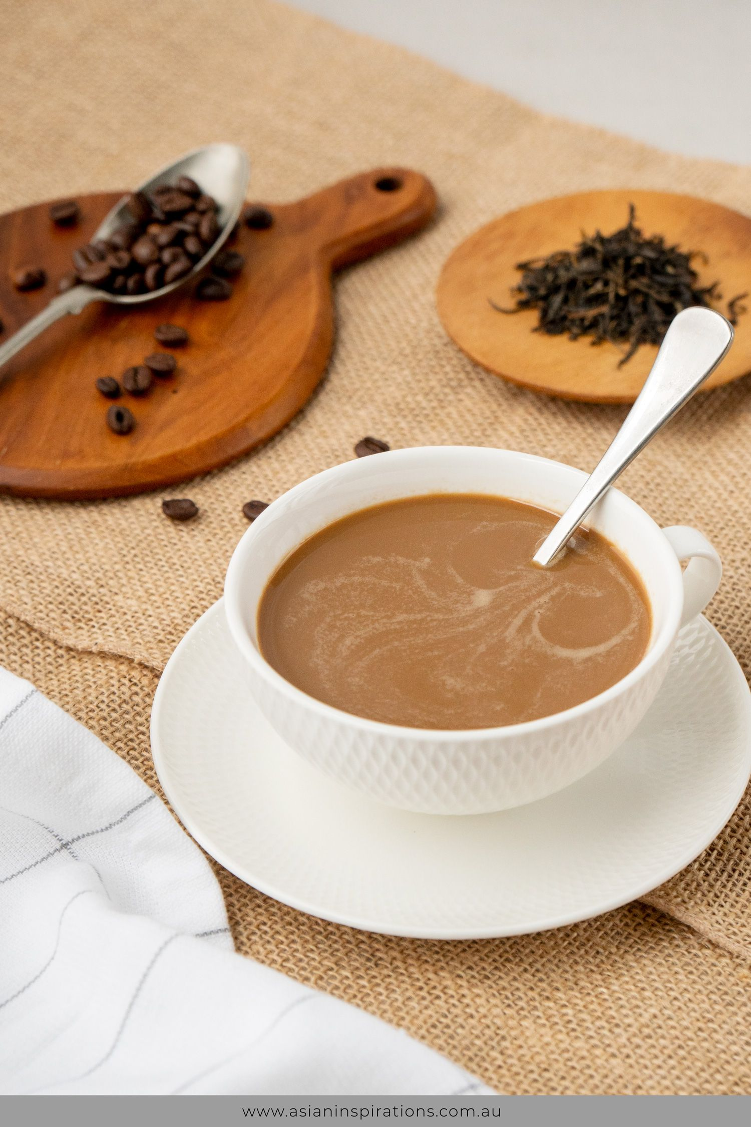 Hong Kong Coffee Milk Tea Yuenyeung