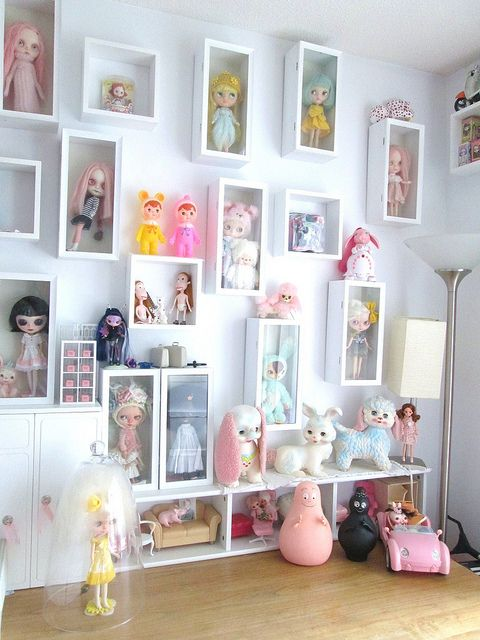 A corner in my Art Room