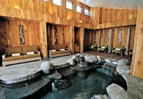 The Cove Mccall Id A Northwest Spa Proves That Nature Is Just