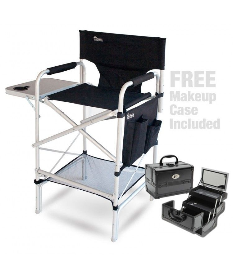 Professional Makeup Chair Makeup Artist Chair From Innovative Earth Products Makeup Artist Chair Artist Chair Earth Inn Stoelen Stoel Maken Make Up