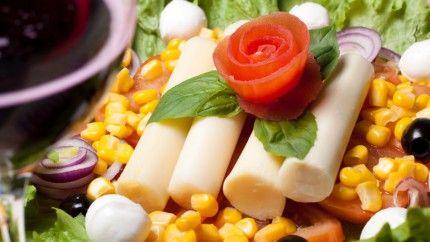 سلطة البالميتو والخس Recipe Recipes Food Food And Drink