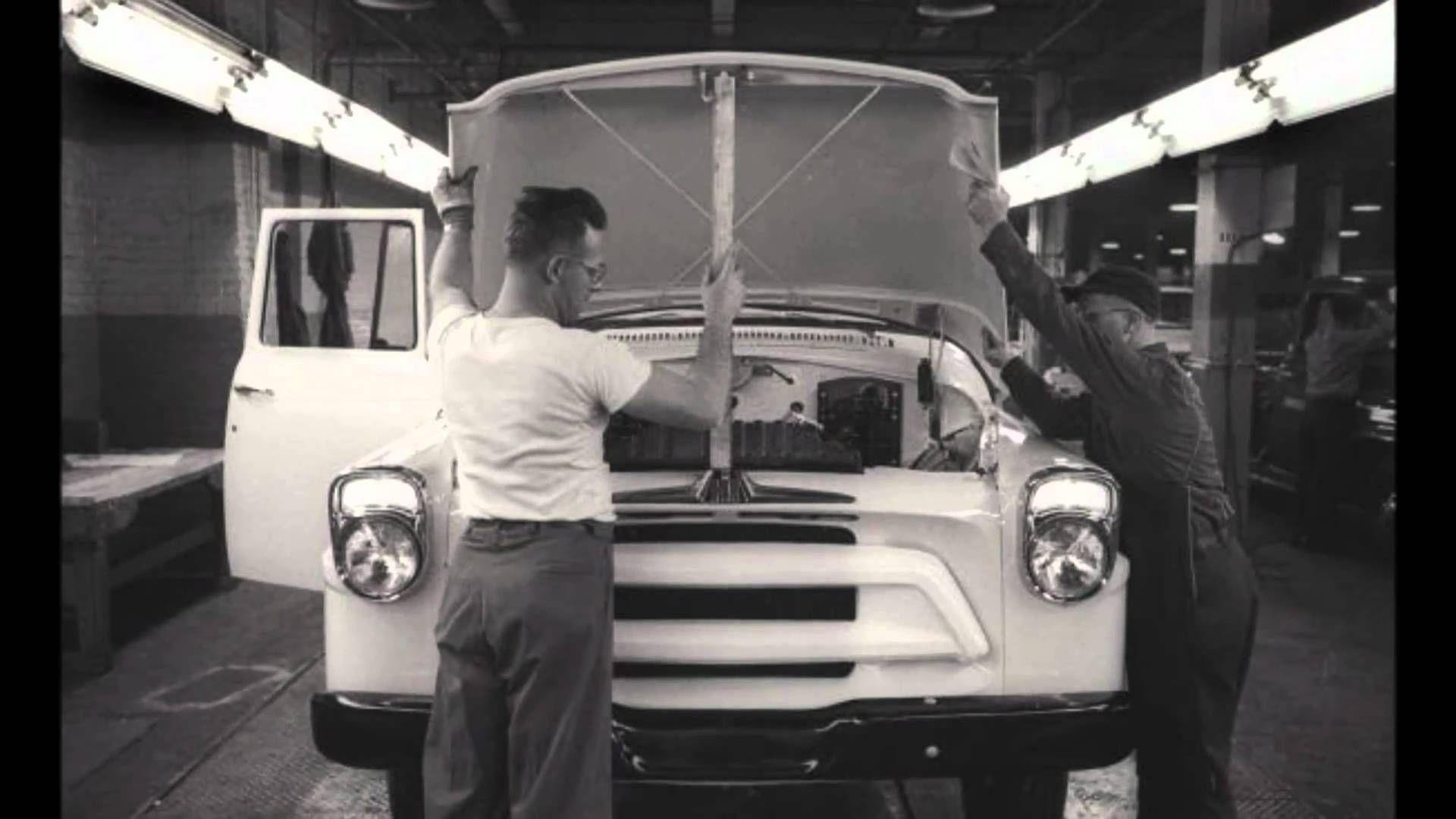 International Harvester Motor trucks (pickups) Motor