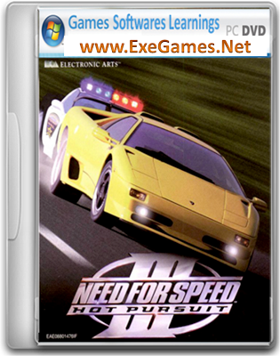 Need for Speed 3 Hot Pursuit Free Download PC Game Full Version |Exe