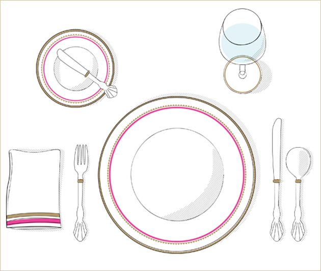 basic table setting | Activity Days (LDS) | Pinterest | Table ...
