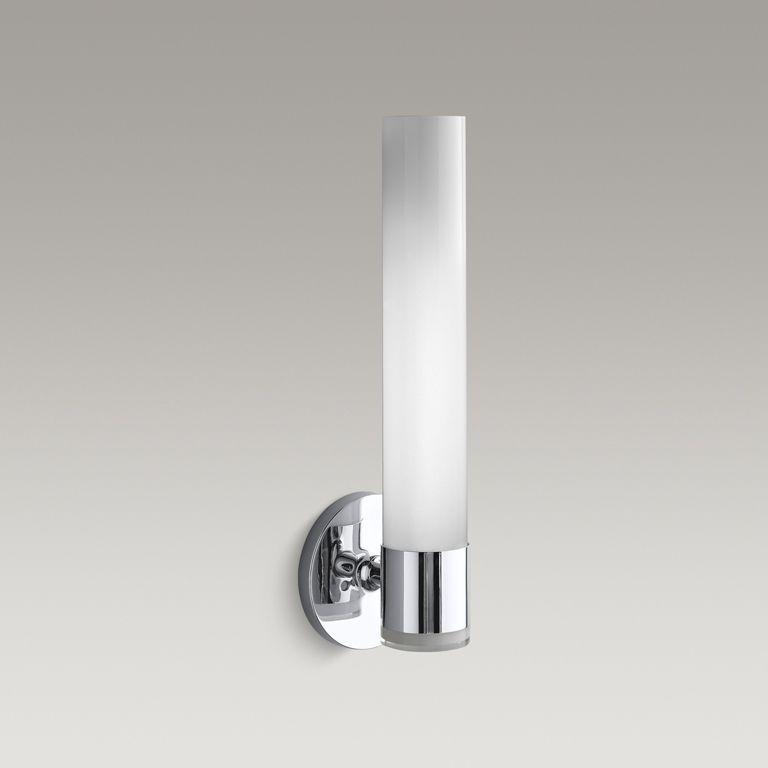 Kohler Bathroom Sconces the minimalist design of purist accessories, like this kohler
