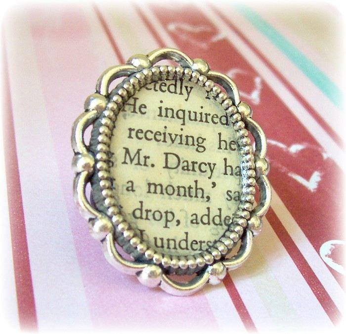 Mr. Darcy ring