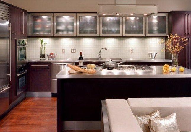 Cocinas modernas para espacios peque os cocinas for Cocinas para espacios pequenos