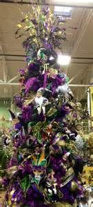 Mardi Gras Tree | Mardi~Gras Decoration