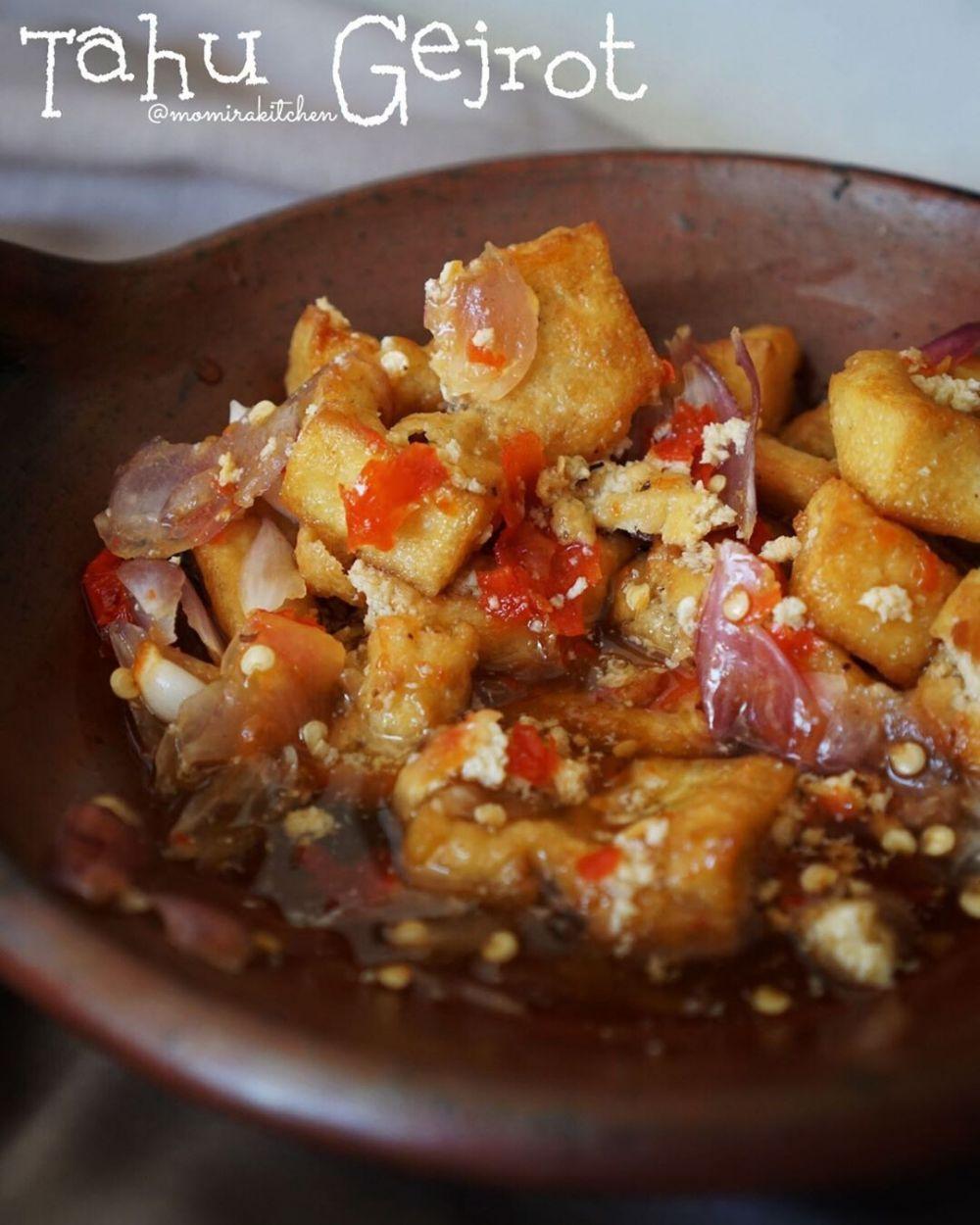 Resep Olahan Tahu Istimewa Resep Resep Masakan Sehat Resep Masakan Asia