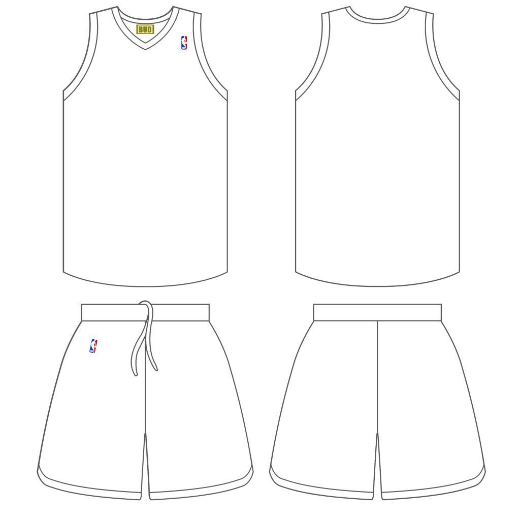 The Amusing Basketball Jersey Vector At Vectorified Collection Of For Blank Basketball Uniform Template Pics Basketball Uniform Basketball Jersey Basketball