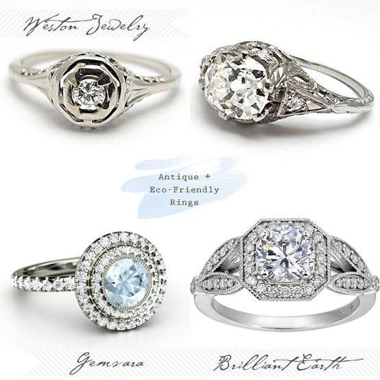 Antique Engagement Rings engagement rings sydney....antique rings are the best!