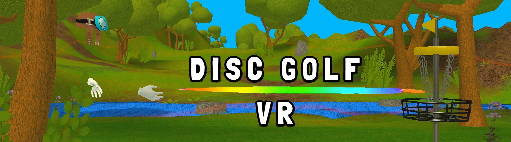 DiscGolfVR version 5 is now live! in 2020 Virtual world