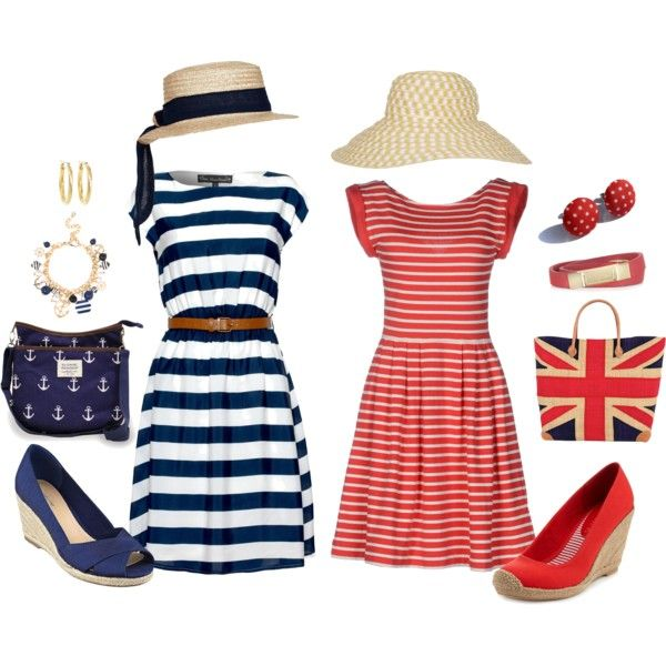 """By The Seaside 2014"" by rovereddo on Polyvore"