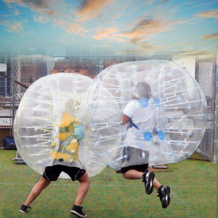Pvc Transparent Inflatable Bumper Ball Human Knocker Ball Bubble