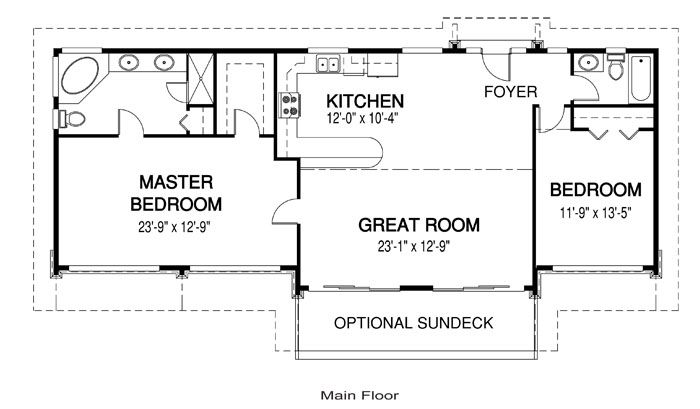Bay House Plans house plans - silva bay - linwood custom homes | small house plans