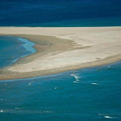 Between Setubal and Troia - Sado´s river  by Guilherme Venancio Venancio