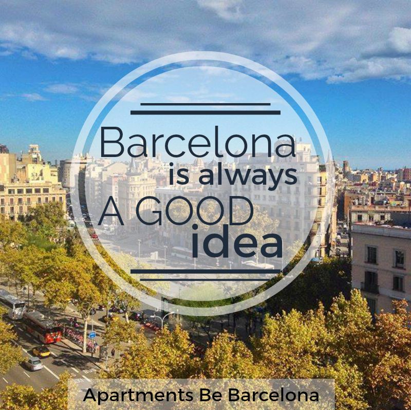 """Long Stay Vacations In Spain: """"Barcelona Is Always A Good Idea!"""" #Quote #Barcelona #City"""