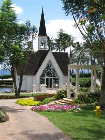Grand Wailea resort chapel