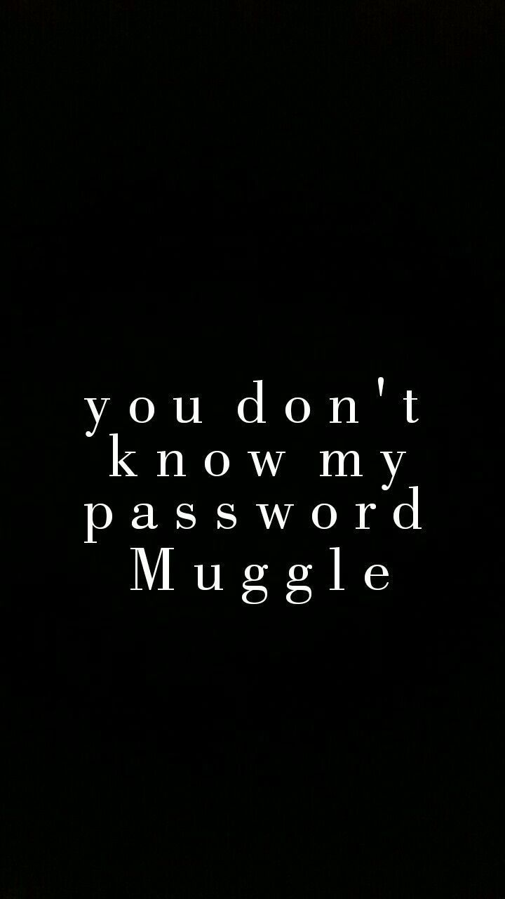 Don T Touch My Phone Muggle Harry Potter Cartoon Harry Potter Background Harry Potter Wizard