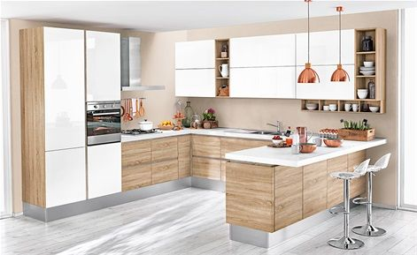 Cucina Middle - Mondo Convenienza | Kitchen nel 2019 | Pinterest ...