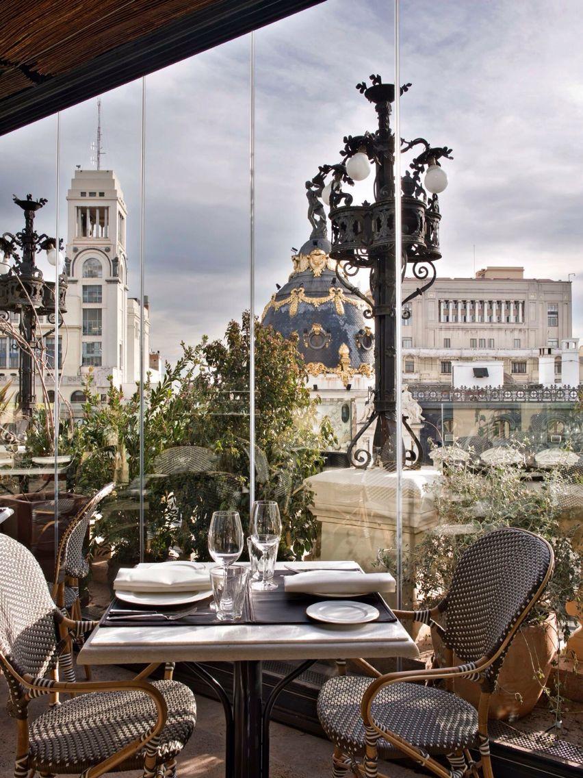 Gran Und Grandeur Signature Hotel Madrid And Madrid Hotels # Muebles Gaudi Guadalajara