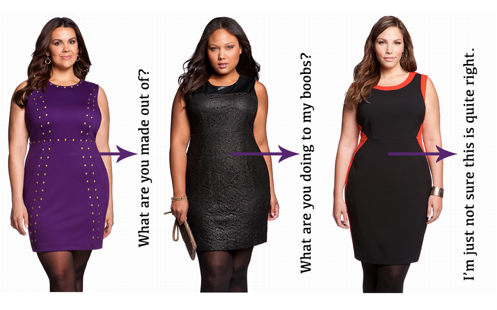 Eloquii Plus Size Fashion Review And Haul Xoxo Netta P Hourglass