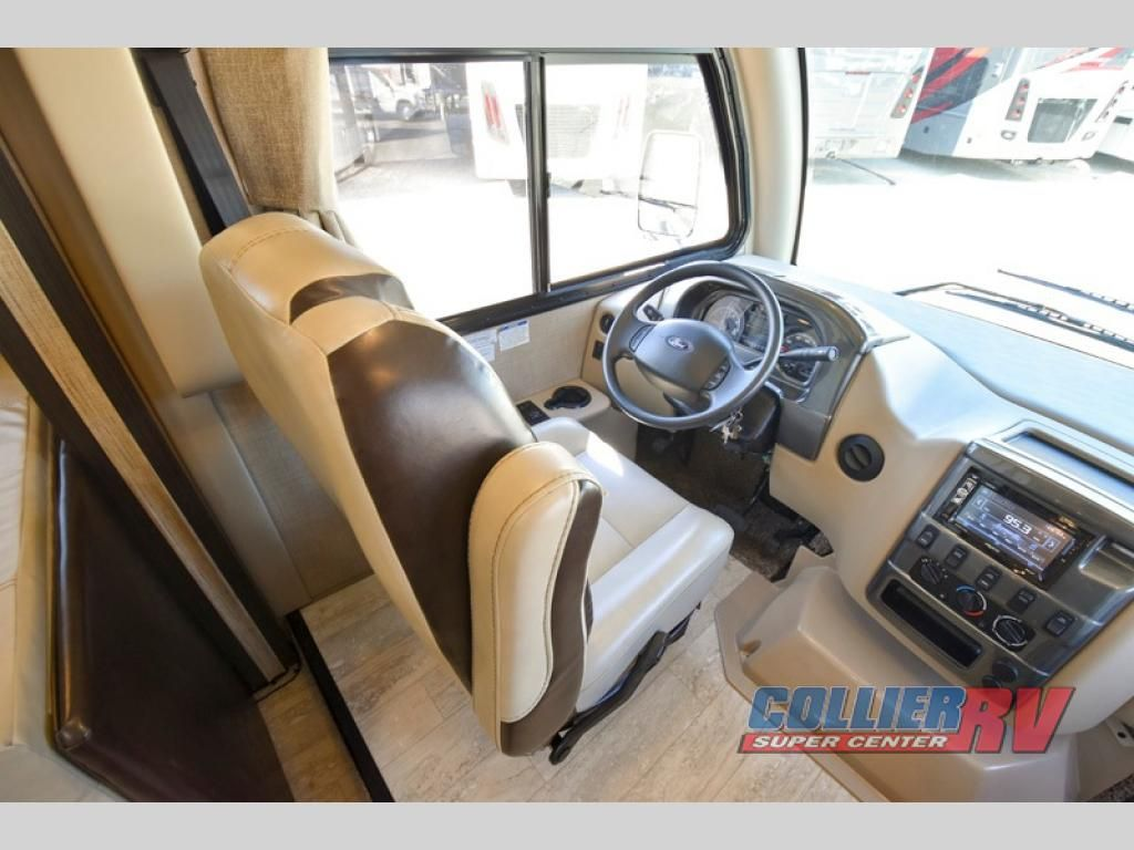New 2018 Thor Motor Coach Vegas 27 7 Home Cl A At Collier Rv Rockford Il C15996