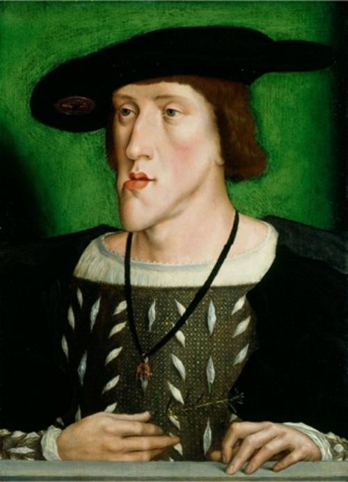 Habsburger Kinn
