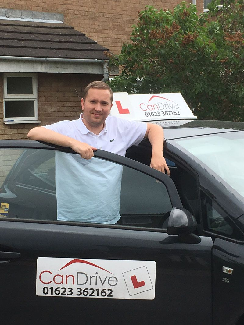 This is Wayne Cordon - driving instructor with Can Drive Driving School in Mansfied.  #Mansfield, #Sutton-in-ashfield, #learn-to-drive
