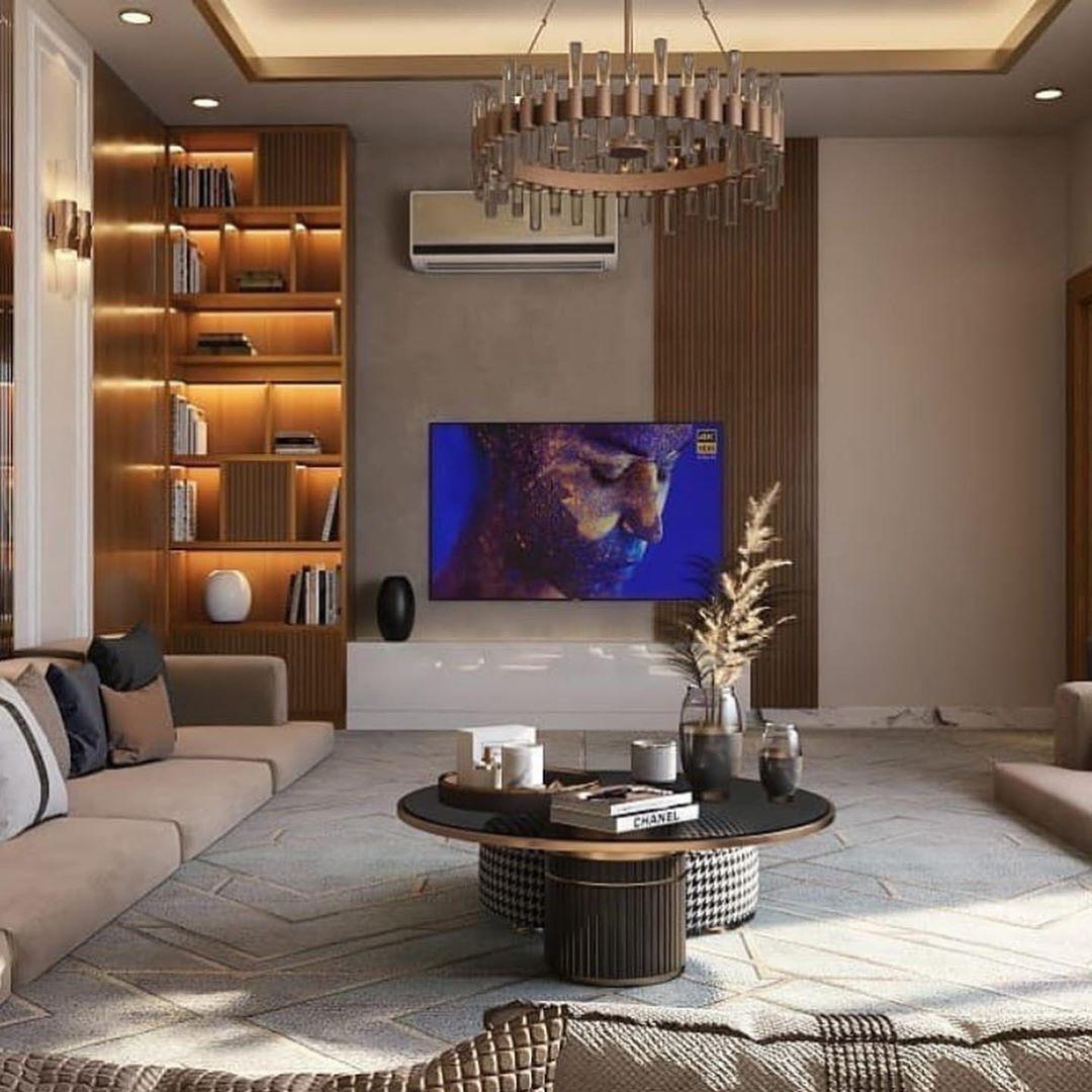 فن البيت Living Room Modern Open Living Room Living Room Flooring