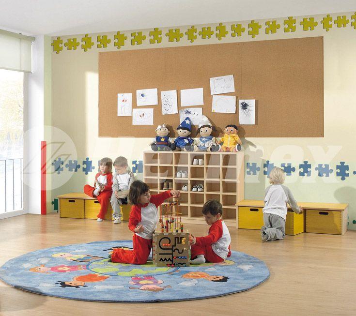 Mueble casillero para clases | Muebles escolares | Pinterest ...