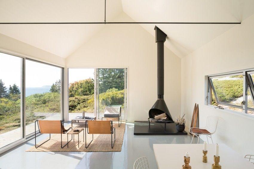 Little House on the Ferry | Custom Home Magazine | GO Logic ...