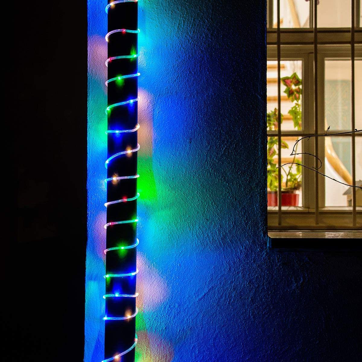 Lichtschlauch Mini Von Konstmide Christmas Klar Lichtschlauch Led Lichtschlauch Und Rgb Led