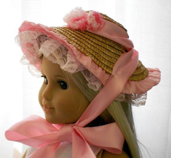 Doll Hat  1800's by capecodcuriosities, $25.00 #dollhats