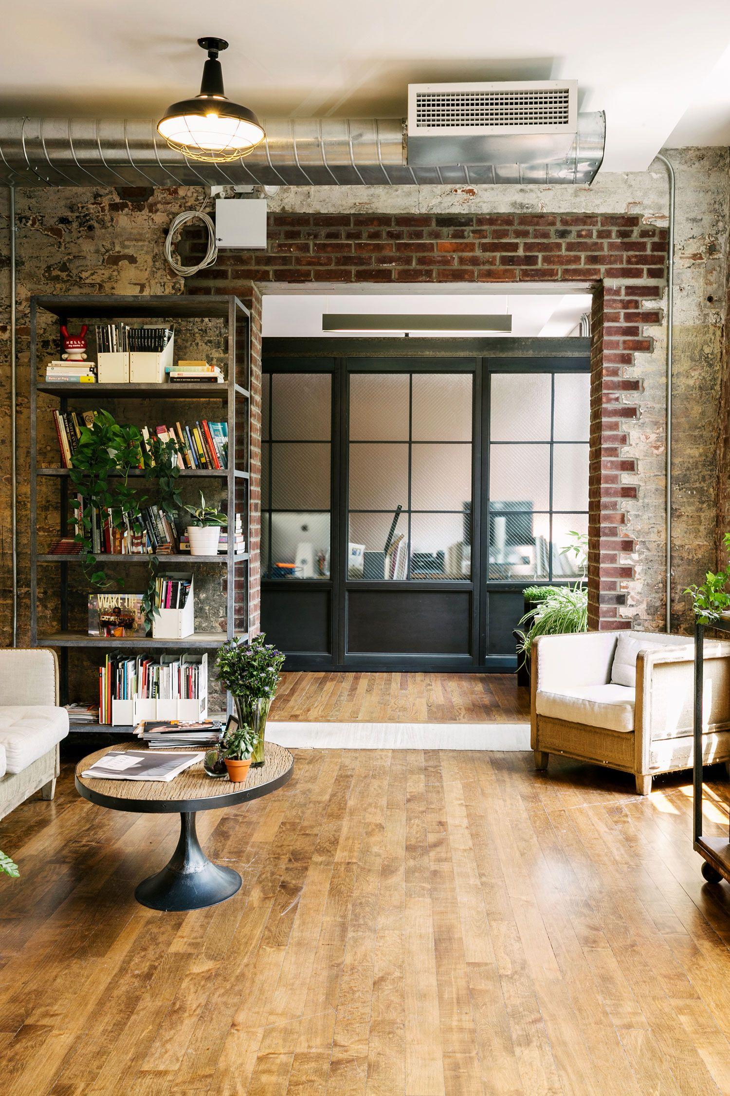 An Eclectic Loft In The West Village Rue Pinteres - Porte placard coulissante jumelé avec serrurier bagnolet